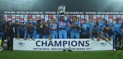 টি-২০ সিরিজও জিতে নিল ভারত